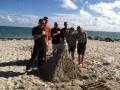 Sand castle 9